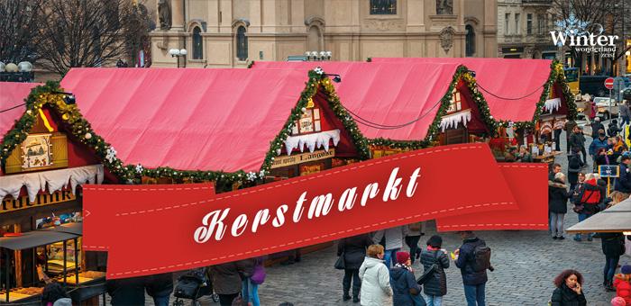 kerstmarkt winter wonderland