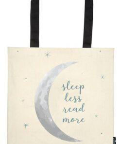 katoenen tas sleep lees read more