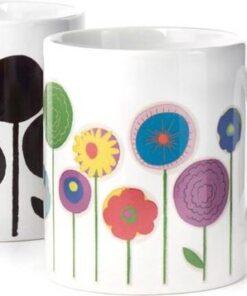 morph mug bloemen