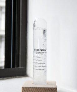 storm glass