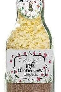 chocolademousse melk