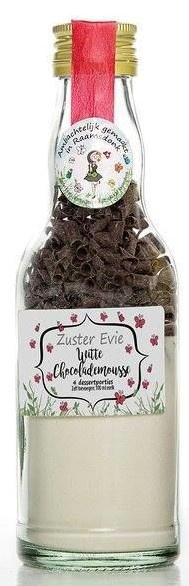 chocolademousse wit