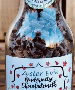 zuster evie chocolademelk puur