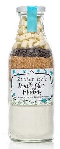 muffinmix double choc