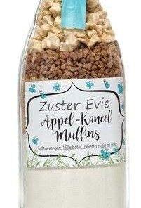 muffinmix appel kaneel