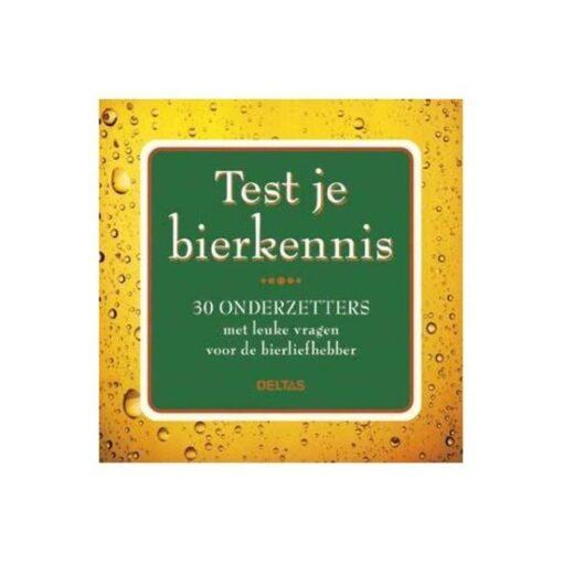 onderzetters test je bier kennis