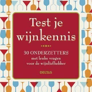 onderzetters test je wijn kennis