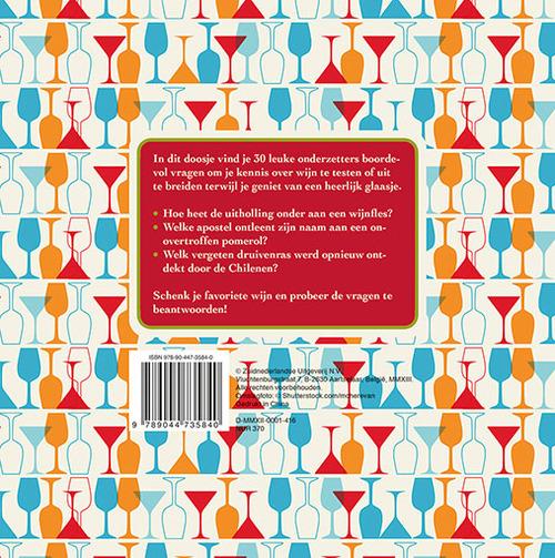 onderzetters test je wijnkennis