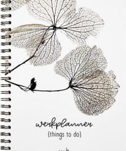 werkplanner bladeren