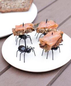 cocktailprikkers mieren