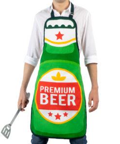 keukenschort beer