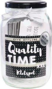kletspot quality time